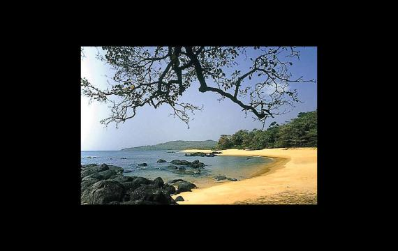 Las playas de Freetown - Sierra Leona