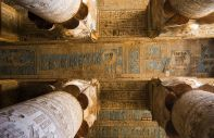 Dend�rah et le grand temple d'Hathor