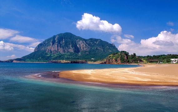 La isla de Jeju