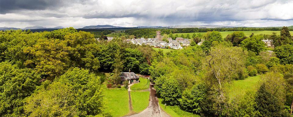 Las Lowlands, Escocia