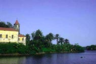 La isla Sainte Marie,