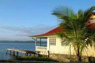 El archipiélago de Bocas del Toro