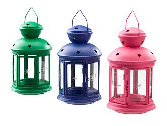 Alumbra tus noches de verano decoraci n - Farolillos para velas ...
