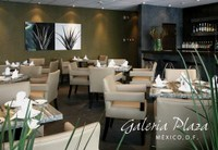 Galeria Plaza Hotel Mexico City