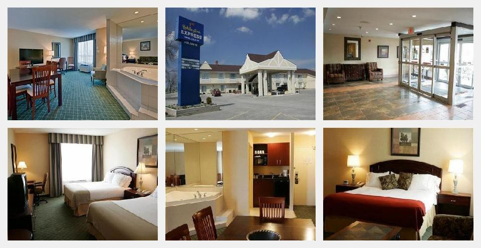 Holiday Inn Express amp Suites Collingwood-Blue Mountain