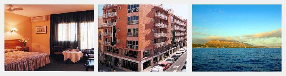Hotel goya alicante for Piscina marva