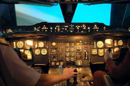 La eficacia de la sesi n en la cabina del piloto for Cabina del biscotto di marthastewart com