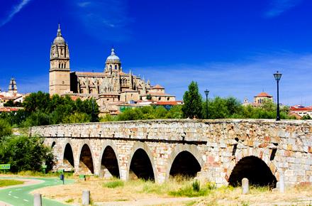 viaje amigo coito cerca de Salamanca