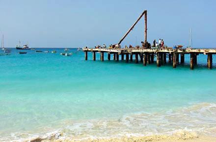 Cabo verde un lujo de paisajes diez islas de lujo un lujo de vacaciones - Cabo verde senegal ...