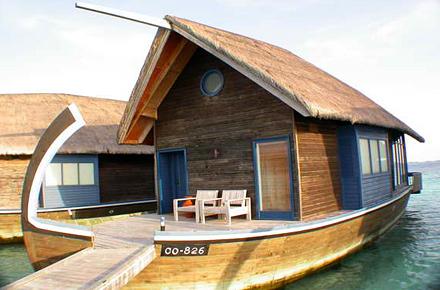 Cocoa island en maldivas para pescadores de lujo for Hoteles super lujo maldivas