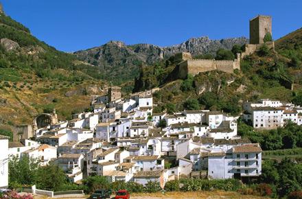 página web blanco aficionado cerca de Córdoba